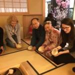 お花見茶会in江戸桜