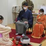 インド大使館で茶湯デモンストレーションをしました!